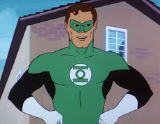 Hal Jordan (05x04a - One Small Step For Mars)