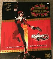 Harley Quinn (Super Powers Collection Maquette)