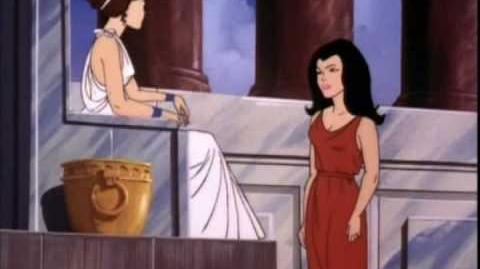 Origin of Wonder Woman 1978