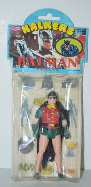 Robin (Super Powers - Kalkers Batman Vullve)