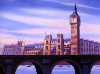 City of Westminster (03x1b - Wanted The Superfriends)