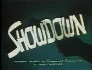 11 Showdown
