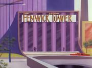 Fenwick Tower 1 (01x05 - Dr. Pelagian's War)