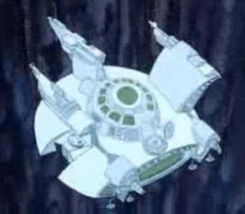 Sentinals Ship