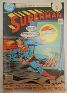 Superman Greek Comics 40