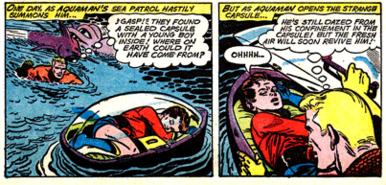 Foundling (Adventure Comics -269)