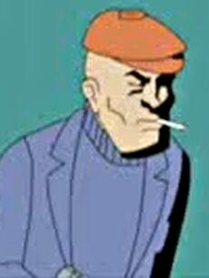 Thug Batman GreyMATTER