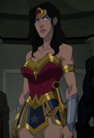 (2019) WW Rosario Dawson(Wonder Woman - Bloodlines) Outfit 1