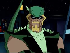 GreenArrow DCAU