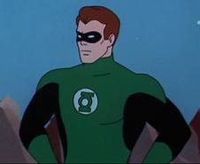 Hal Jordan Filmation (Sirena, Empress of Evil,1967)