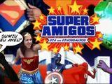Super Amigos - Dia dos Dinossauros