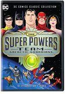 The Super Powers Team Galactic Guardians Jewel Case