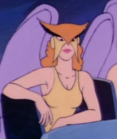 Hawkgirl (04x14c - Time Rescue) 3