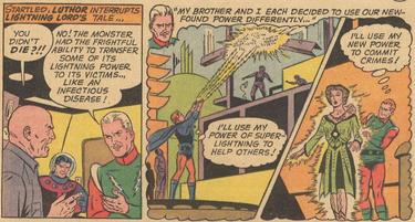 Lightning Lad Origin 2 (Superman 247)
