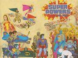 Super Powers (by Tom Scioli)