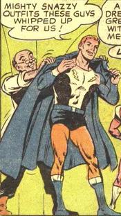 Lightning Lad 3 (Superboy 147)