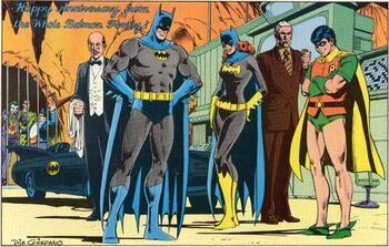 Batman Family (Detective Comics 483)