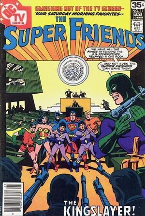 Super-friends 11 (cover)