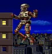 Alien Automaton