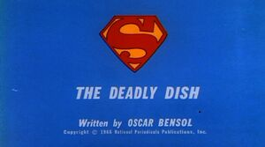 The Deadly Dish