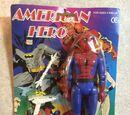 Spider-Man (American Hero figure)