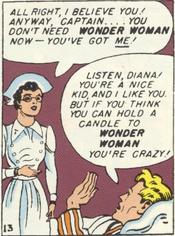 Diana Prince 2 (Sensation Comics 1 (January 1942)