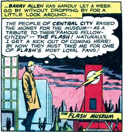 Flash Museum (Flash 154)