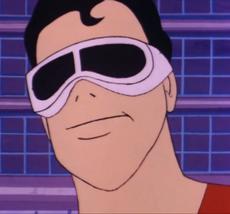 Plastic Man (01x03 - Professor Goodfellow's G.E.E.C.)