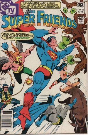 Super Friends 33