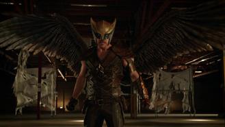 Hawkman CarterHall (Arrowverse)