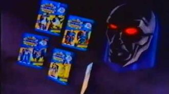 SUPER POWERS - Steppenwolf toy commercial