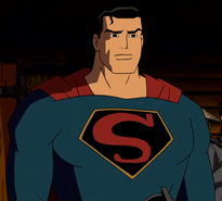 -2008- Superman (JL - The New Frontier)
