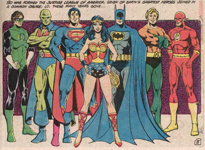Justice League of America (FOUNDERS)