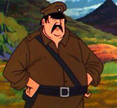 Colonel Vasta