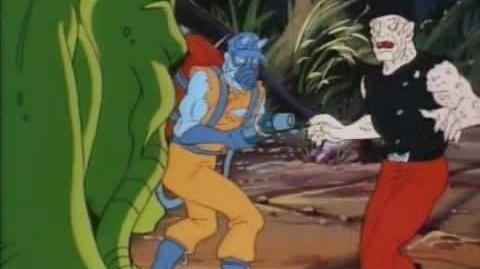 Swamp Thing opening theme