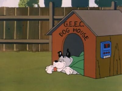 G.E.E.C. Doghouse (01x03 - Professor Goodfellow's G.E.E.C.)