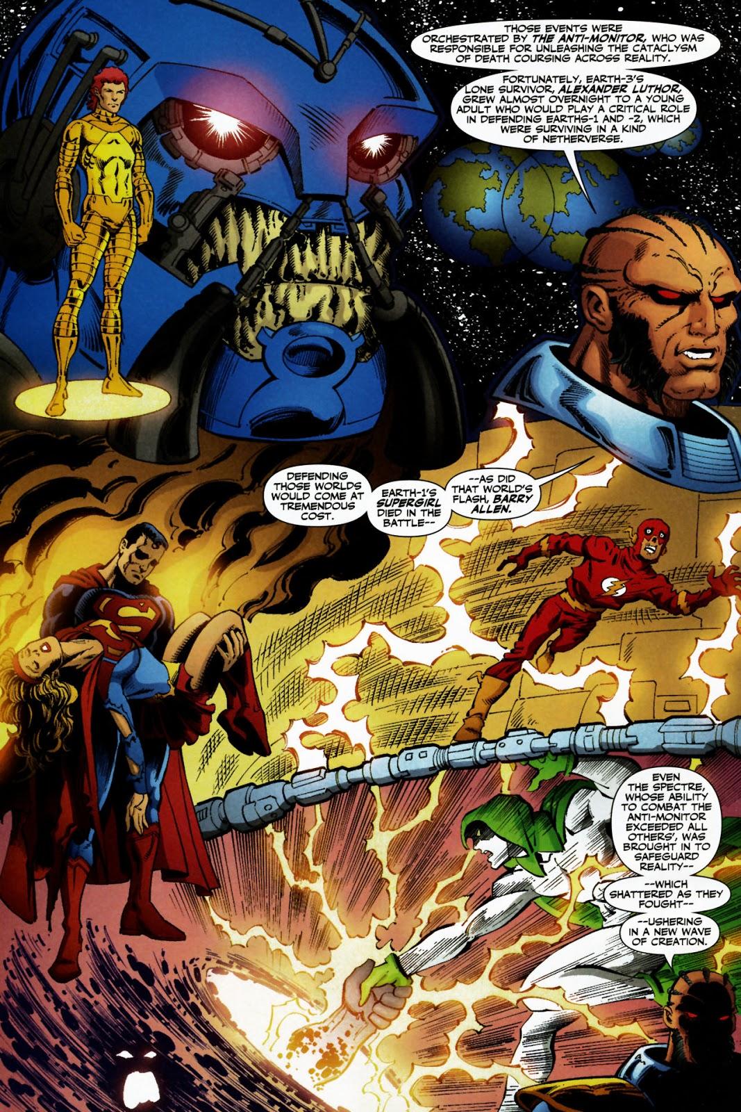 Crisis on Infinite Earths | SuperFriends Wiki | FANDOM