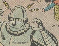 Super Robot 3 (Issue 2)