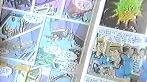 New Teen Titans Anti-Drug Commercial Footage 1984