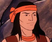Young Apache Chief (03x16b - History of Doom)