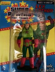 Lex Luthor (Super Powers micro-figure)