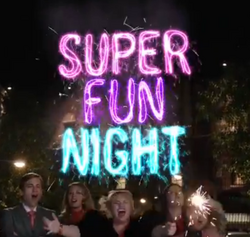 Super Fun Night Theme Song Pic