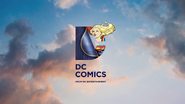 """Логотип DC в стиле """"Супергёрл"""""""