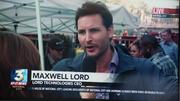 Максвелл Лорд говорит о Супергёрл в новостях