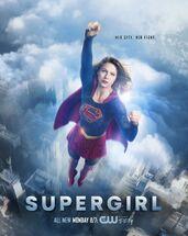 2 сезон. Промо постер Her City. Her Fight.