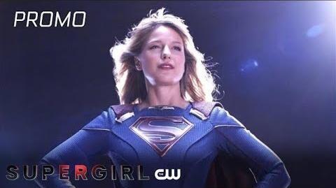 Supergirl Comic-Con®️ 2019 Sizzle The CW