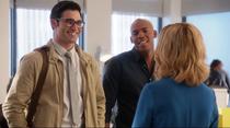 Кларк встречает Джеймса и Кэт Грант