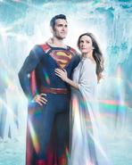 Супермен и Лоис Лейн. Промо-изображение