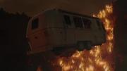 Кара спасает семью от пожара