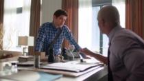 Уинн рассказывает Джеймс о том, что он был на Маалдории